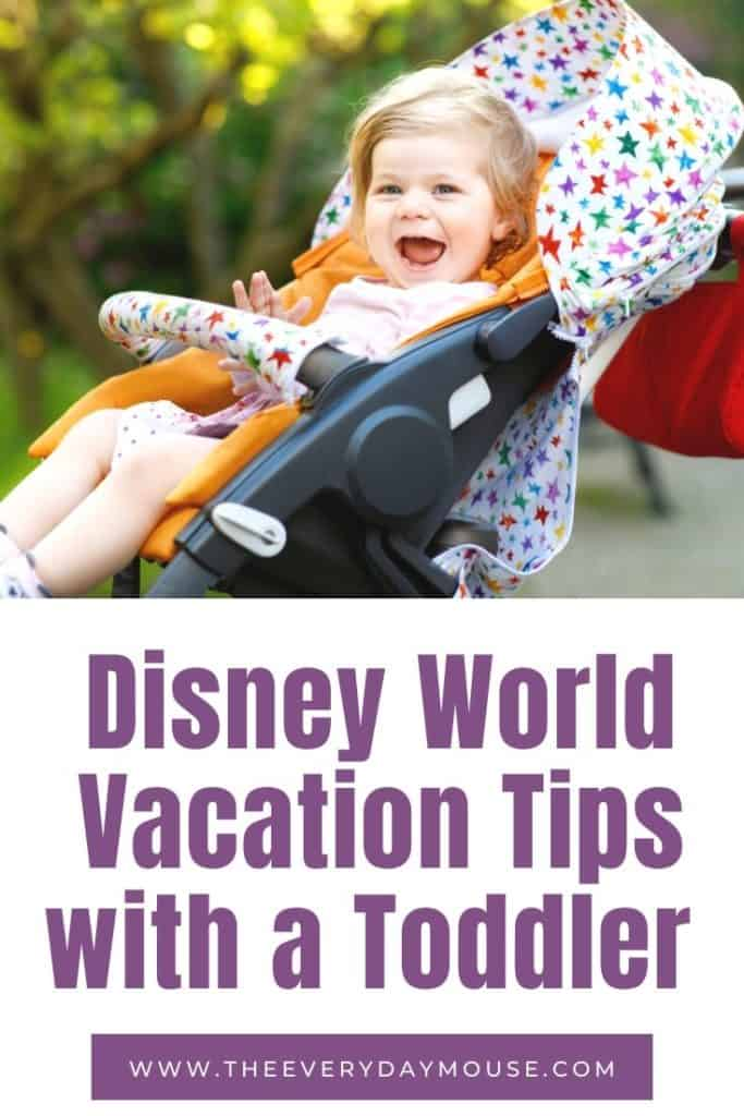 Disney with toddler tips by The Everyday Mouse