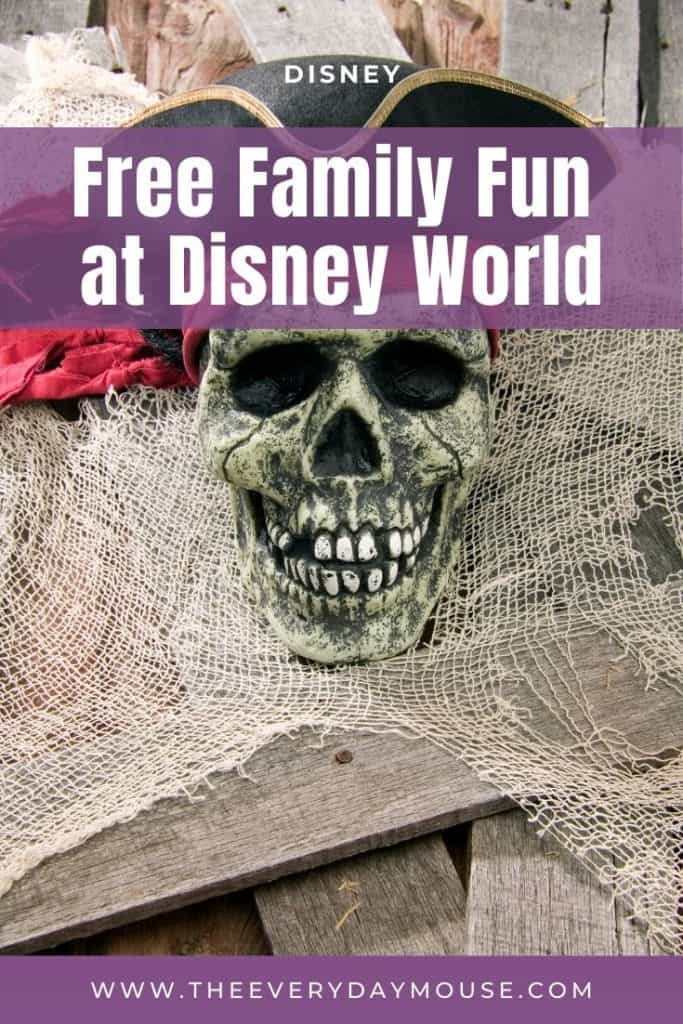 Free Things to Do at Disney World by The Everyday Mouse