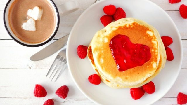 Valentine's Day Breakfast Ideas Your Family Will Love