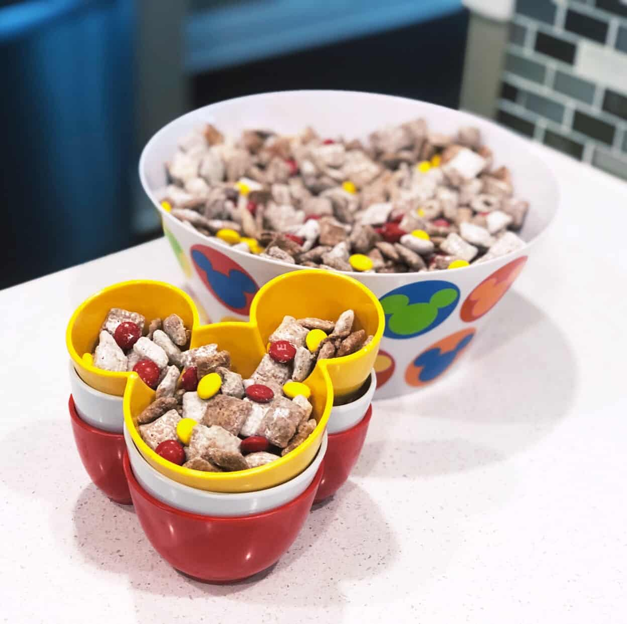 Mickey's Snack Mix by The Everyday Mouse