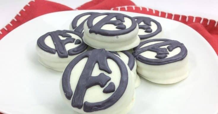Avenger Cookies