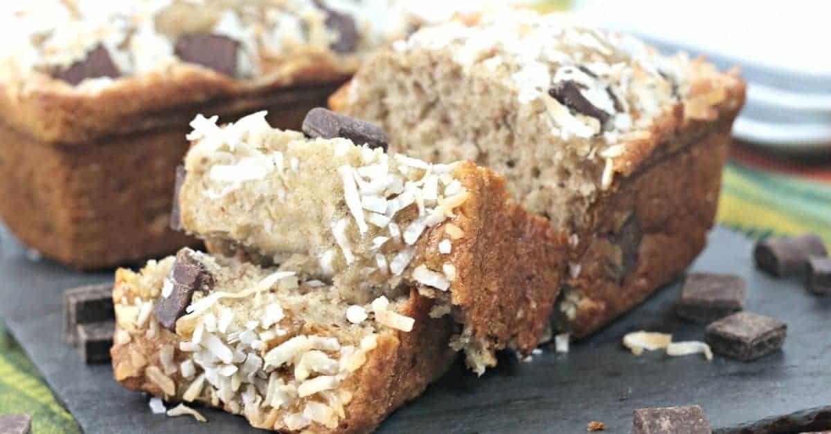 Moana Maui Banana Bread Recipe