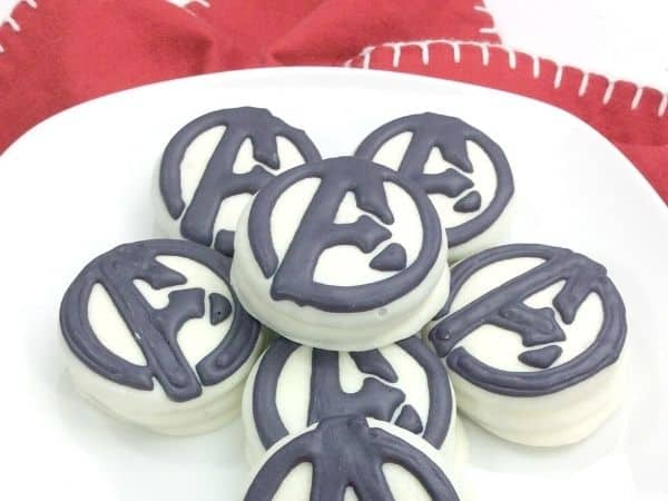Avengers Endgame Cookies