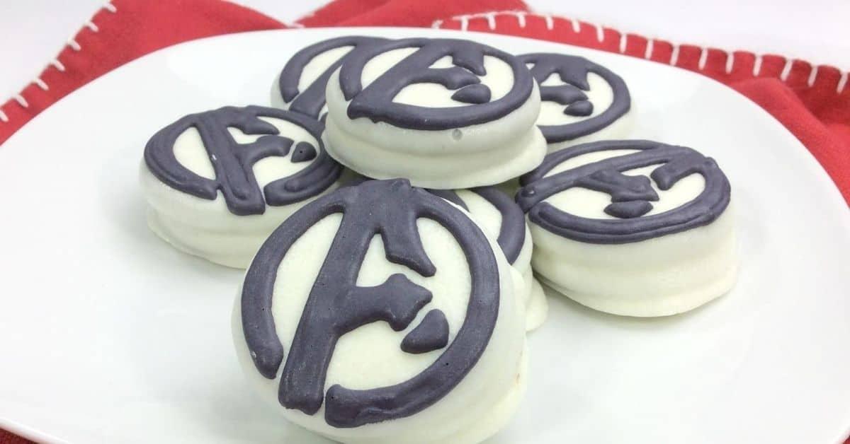 Oreo Avengers Endgame Cookies