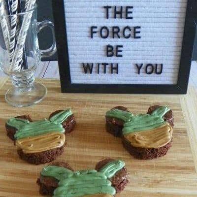 Star Wars Brownies